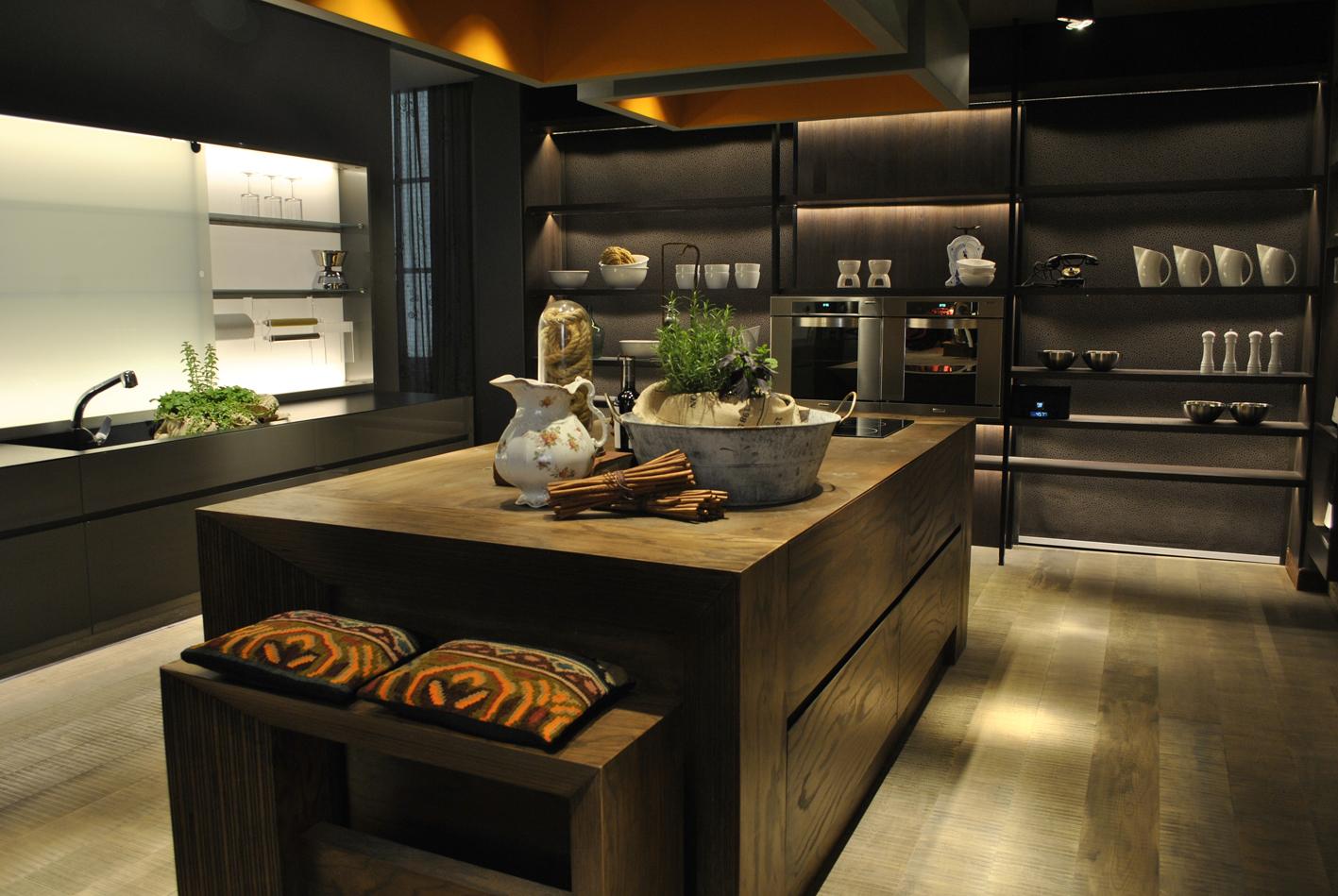 Vistoso Diseño De La Cocina De 2013 En El Líbano Imágenes - Como ...